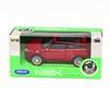 Welly 1:34 Land Rover RANGE ROVER Evoque -czerwony