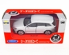 WELLY 1:34 Audi Q7 - srebrny