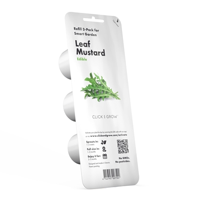 Gorczyca sarepska - kapsułki roślinne Smart Garden