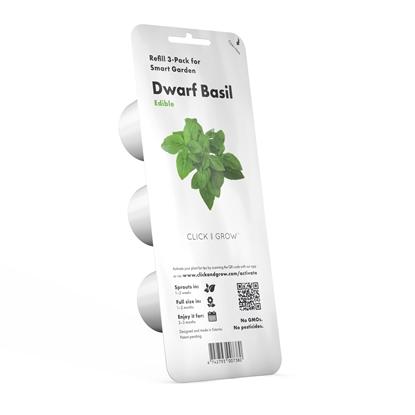 Bazylia karłowata - kapsułki roślinne Smart Garden