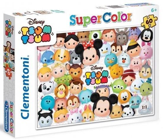 Puzzle 60 Tsum Tsum (26951 CLEMENTONI)