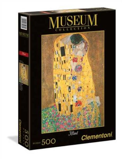 Clementoni Puzzle 500el Museum Bacio 35060 (35060 CLEMENTONI)
