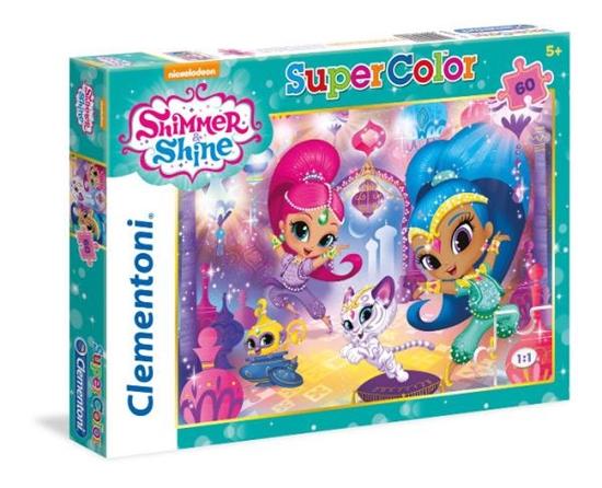 Clementoni puzzle 60 Shimmer and Shine (26969 CLEMENTONI)
