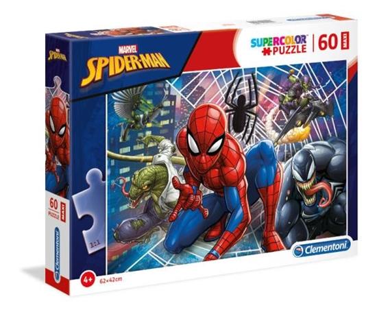 Clementoni Puzzle 60el Maxi Spider-Man 26444 p6 (26444 CLEMENTONI)
