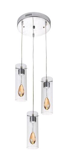 Lampa wisząca Deva 3P