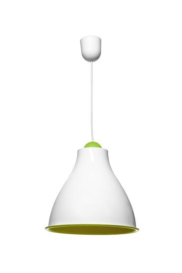 Lampa wisząca Ligo zielony