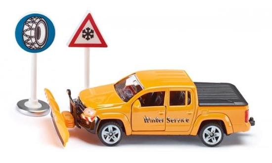 Siku VW Amarok - serwis zimowy (2546)