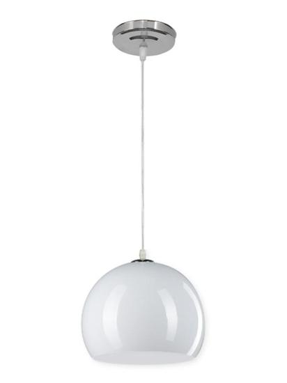 Lampa wisząca Malta 1A biała 23W