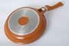 Patelnia ceramiczna PROMIS 24cm SELECTA + Pokrywka szklana EKOCERAM Na indukcję i nie tylko