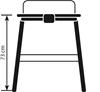 Grill elektryczny SEVERIN 8521 stojący