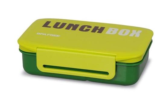Pojemnik na żywność PROMIS TM98 Z Śniadaniówka, LunchBox ZIELONY