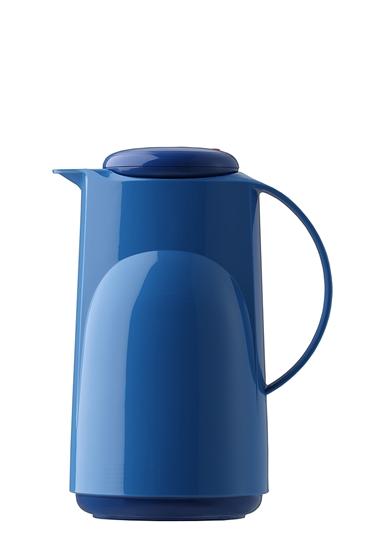 Dzbanek termos ROTPUNKT 300  1,0 l  ozeanblau (niebieski)