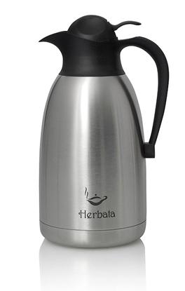 Dzbanek termos PROMIS TMH-20H 2 litry   Nadruk herbata
