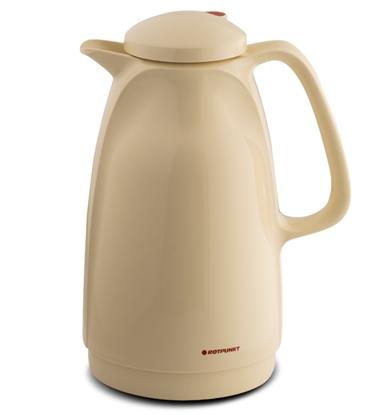 Dzbanek termos ROTPUNKT 227 1,5 litra   EGGSELL