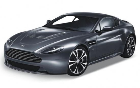 Welly 1:34 Aston Martin V12 Vantage -grafitowy