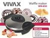 Gofrownica Vivax WM-850 Czarny