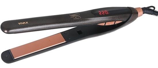 Prostownica Vivax HS-40TC Czarny LCD
