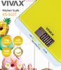 Waga kuchenna Vivax KS-502Y Żółty