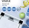 Waga łazienkowa Vivax PS-154 Transparentny