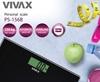 Waga łazienkowa Vivax PS-156 B Czarny