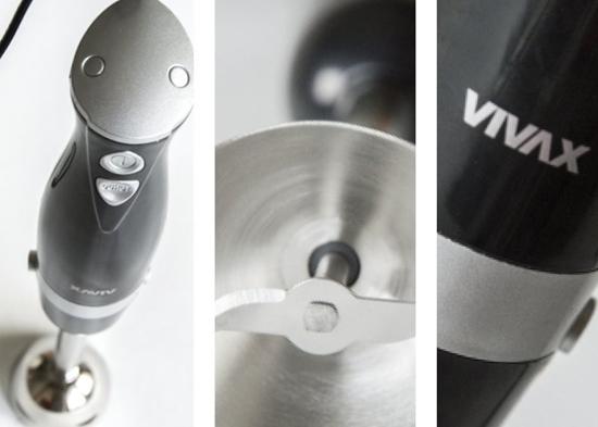 Blender Vivax SB-250SS,250W, Stal