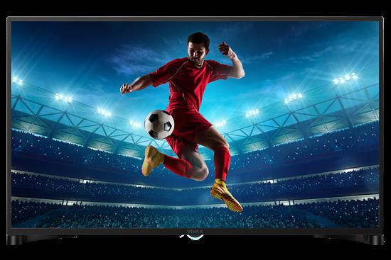 "TV LED 43"" Vivax 43S60T2S2 DVB-T2,2xUSB,2xHDMI,A+"