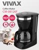 Ekspres przelewowy do kawy Vivax CM-08126F, 600W, dzban
