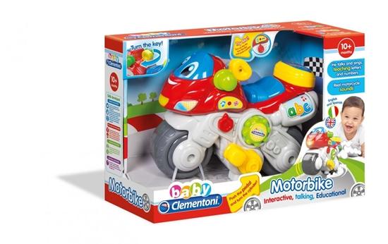 Interaktywny Motor (60957 CLEMENTONI)