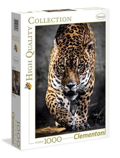 Puzzle 1000 HQ Walk of the Jaguar (39326 CLEMENTONI)