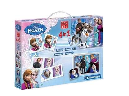 EduKit 4w1 Frozen 2 (18059 CLEMENTONI)