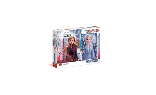 Puzzle 30 Super Kolor Frozen 2 (20251 CLEMENTONI)