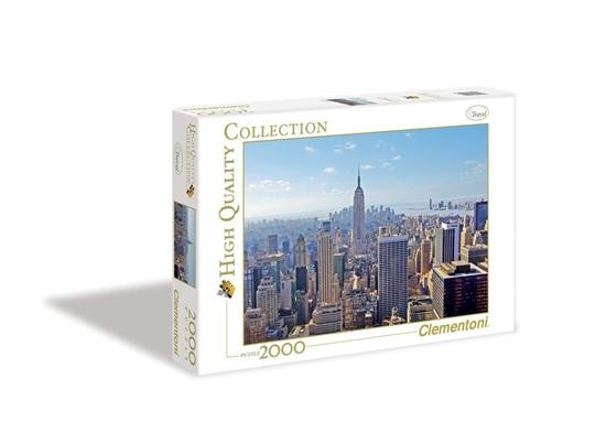 Puzzle 2000 HQ New York (32544 CLEMENTONI)