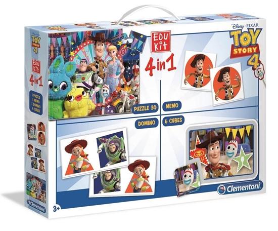 EduKit 4w1 Toy Story (18058 CLEMENTONI)