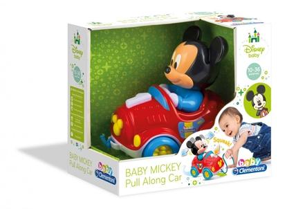 Baby Mickey. Samochodzik do ciągnięcia (17208 CLEMENTONI)