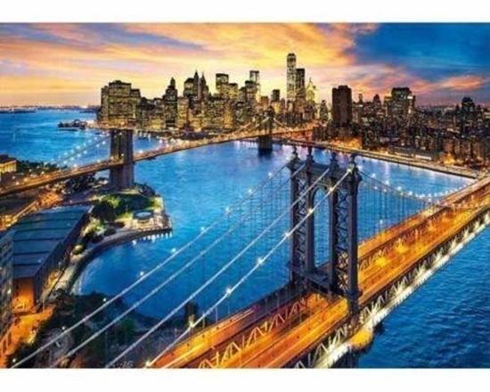 Puzzle 3000 New York (33546 CLEMENTONI)
