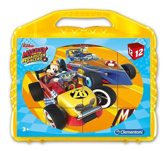 Klocki 12 Super Kolor Mickey and the Roadster Race (41183 CLEMENTONI)
