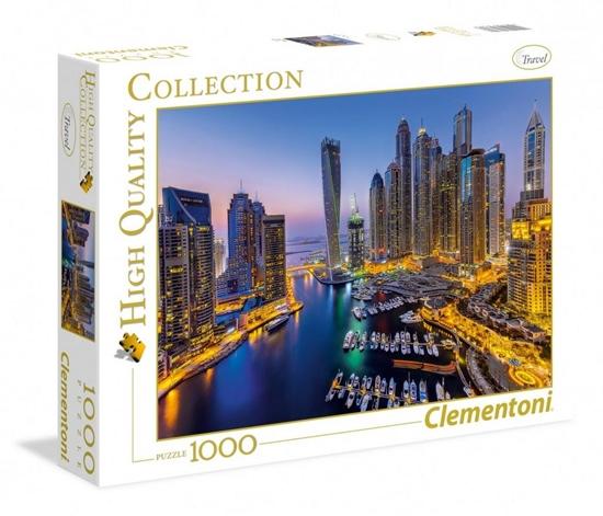 Puzzle 1000 Dubaj (39381 CLEMENTONI)