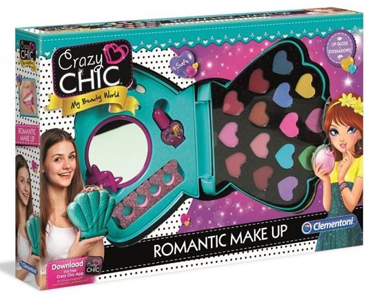 Crazy Chic. Romantyczny makijaż (78422 CLEMENTONI)
