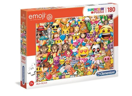 Puzzle 180 Emoji (29756 CLEMENTONI)