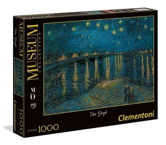 Puzzle 1000 Museum Van Gogh (39344 CLEMENTONI)