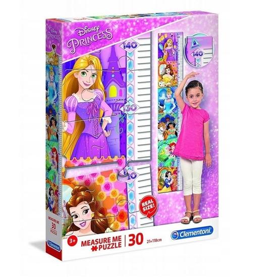 Puzzle 30 Measure me Princess (20328 CLEMENTONI)