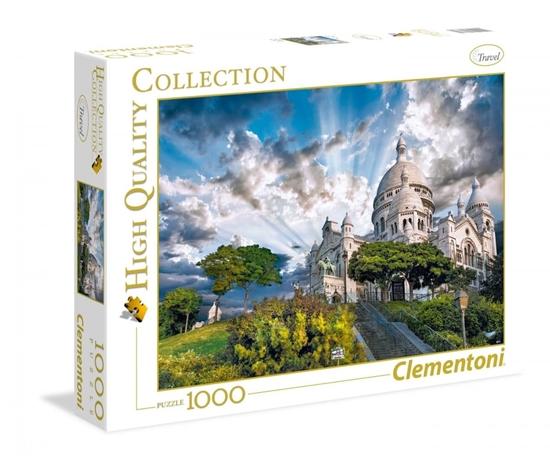 Puzzle 1000 Montmartre (39383 CLEMENTONI)