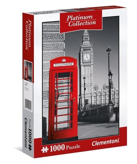 Puzzle 1000 Platinum Collection: London (GXP-581279)