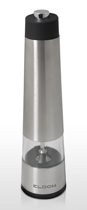 Elektryczny młynek do pieprzu ELDOM MP7