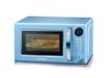 Retro Kuchenka mikrofalowa z grillem SEVERIN 7894 niebieska