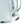 Czajnik bezprzewodowy ELdom C265B NELA biały