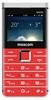 Telefon dla seniora MAXCOM MM760 Comfort Czerwony