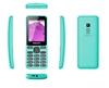 Zakrzywiony telefon Maxcom Classic MM139 Dual SIM Miętowy