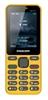 Zakrzywiony telefon Maxcom Classic MM139 Dual SIM Żółty