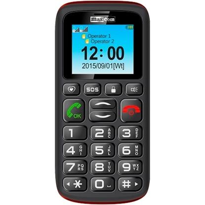 Telefon komórkowy dla Seniora MAXCOM Comfort MM428